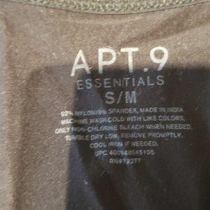 Apt. 9 Tops - Apt 9 Cami Bundle! ❤ Olive Green, Grey & Black,S/M